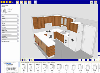 Kitchen Planner kitchen planner tool vista