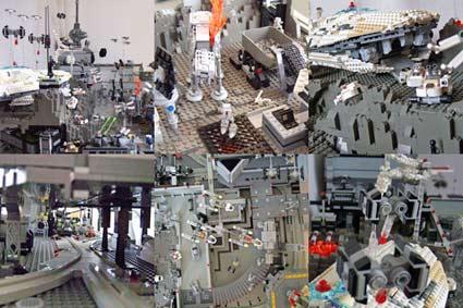 Lego: la madre di tutte le battaglie epiche di star wars