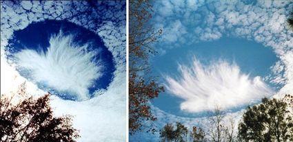 Sensazionali immagini di rare e stranissime formazioni di nuvole (da VEDERE!!!)